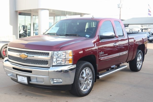 Pre-Owned 2013 Chevrolet Silverado 1500 LT USED