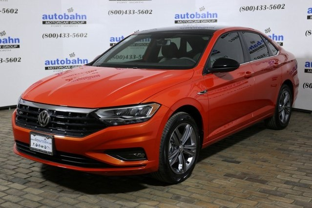 New 2019 Volkswagen Jetta R Line Cars In Fort Worth Vw9290