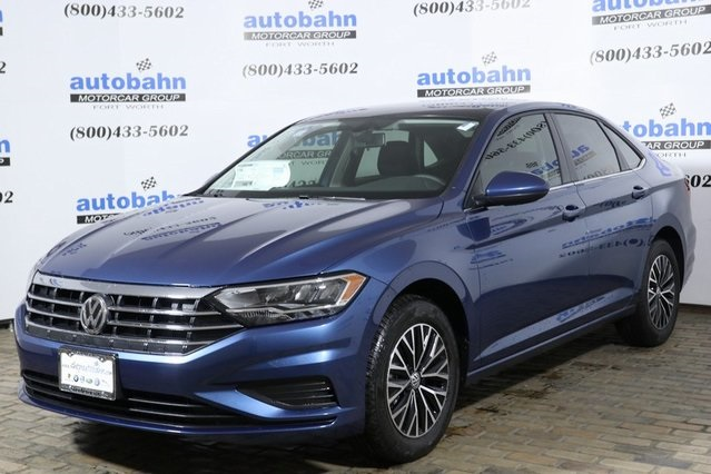 New 2019 Volkswagen Jetta 1 4t Se Cars In Fort Worth Vw9273