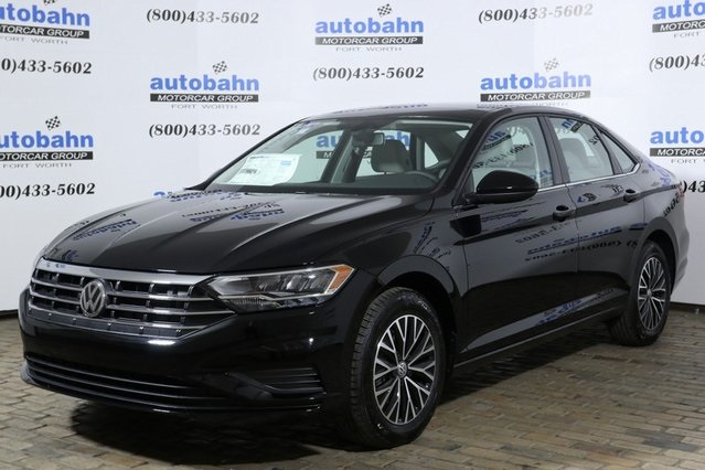 New 2019 Volkswagen Jetta 1 4t Se Cars In Fort Worth Vw9390