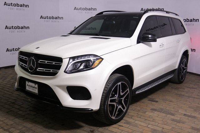 Pre Owned 2018 Mercedes Benz Gls