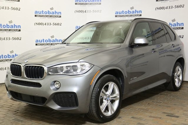 Bmw Pre Owned >> Pre Owned 2016 Bmw X5 Xdrive35d 4d Sport Utility In Fort Worth