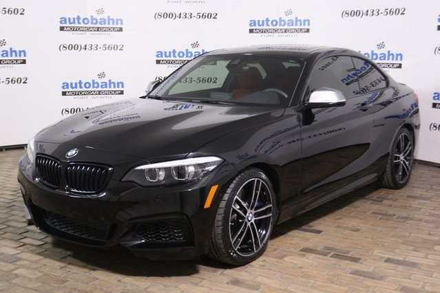 Pre Owned 2018 Bmw 2 Series M240i 2d Coupe In Fort Worth B22316a