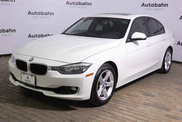 Used Bmw 3 Series 2014 Fort Worth Tx