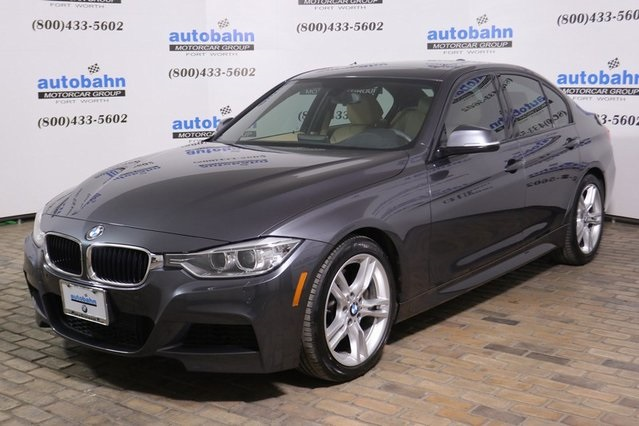 Pre-Owned 2014 BMW 3 Series 335i