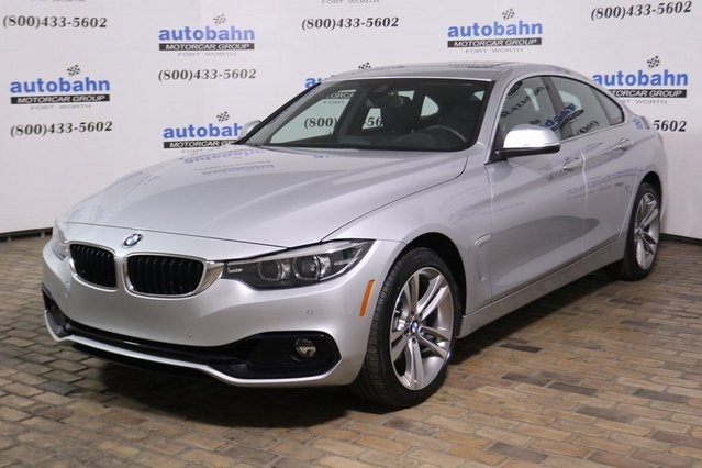 Pre Owned 2019 Bmw 4 Series 430i Xdrive Gran Coupe Used