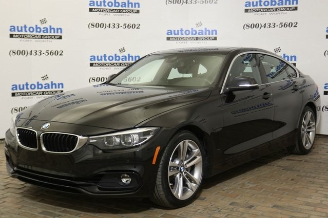 Bmw Pre Owned >> Pre Owned 2019 Bmw 4 Series 440i 4d Hatchback In Fort Worth P42426