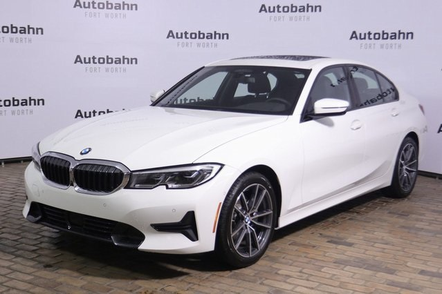 BMW Pre Owned >> Pre Owned 2019 Bmw 3 Series 330i Used