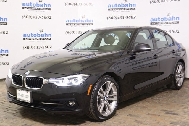 Bmw Pre Owned >> Pre Owned 2016 Bmw 3 Series 328i 4d Sedan In Fort Worth P42438
