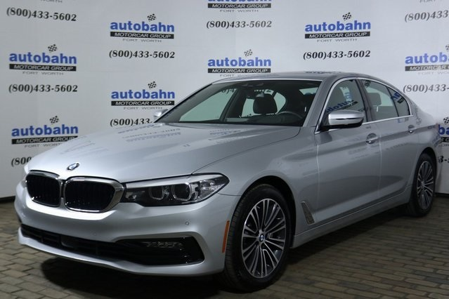 Bmw Pre Owned >> Pre Owned 2018 Bmw 5 Series 530i 4d Sedan In Fort Worth P42371