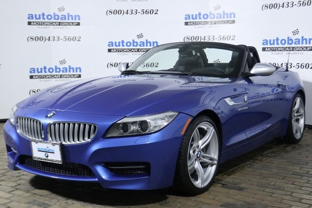 Pre Owned 2016 Bmw Z4 Sdrive35is