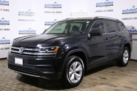 New 2018 Volkswagen Atlas 3.6 S