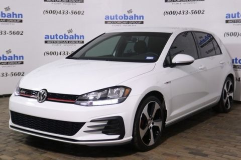 Pre-Owned 2018 Volkswagen Golf GTI 2.0T S