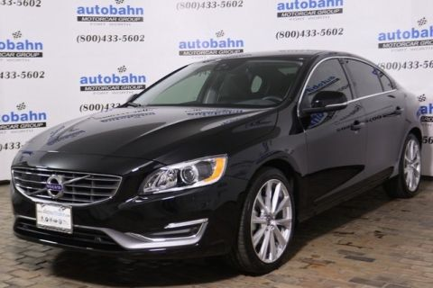 Pre-Owned 2018 Volvo S60 Inscription T5 Platinum
