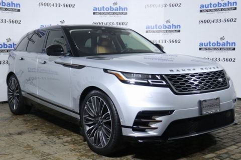 Pre-Owned 2018 Land Rover Range Rover Velar P380 HSE R-Dynamic