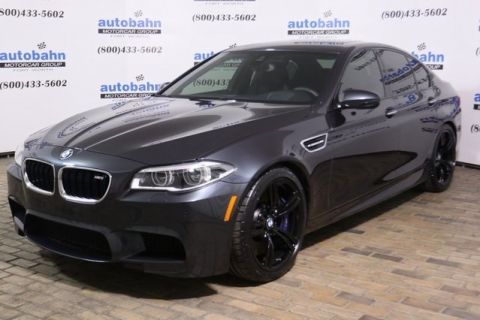Pre-Owned 2016 BMW M5 sale pending.